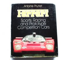 Ferrari, Sports Racing and Prototype Competition Cars (Prunet 1983) (B)
